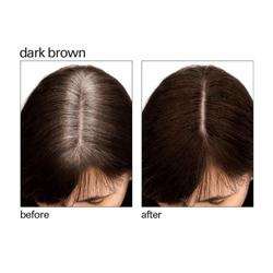 color wow root cover up dark brown hår utväxt